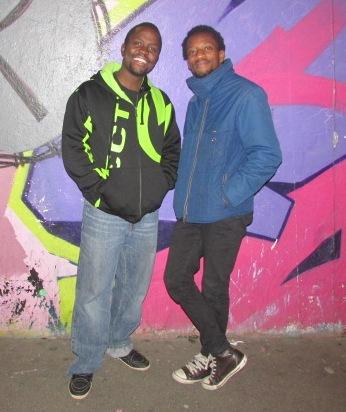 Daniel Chifamba & Vimbai Mukarati © Katia Touré (Palabres En Jazz)